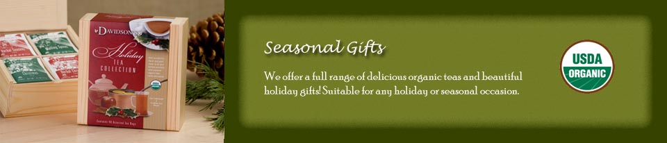 Seasonal Gifts