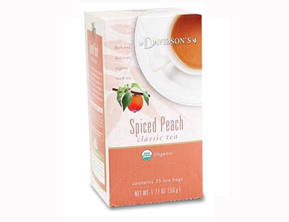 Spiced Peach