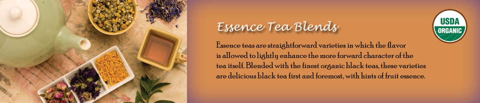 Essence Tea Blends