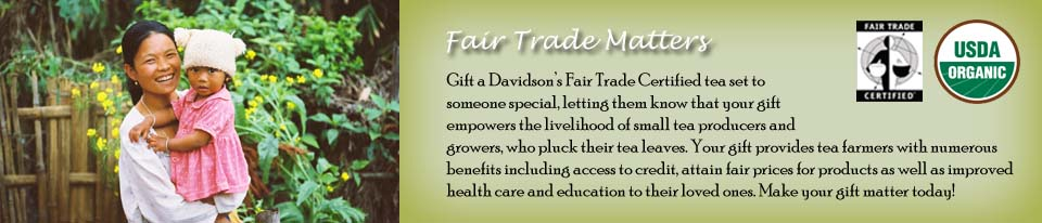 Fair Trade Certified Gifts