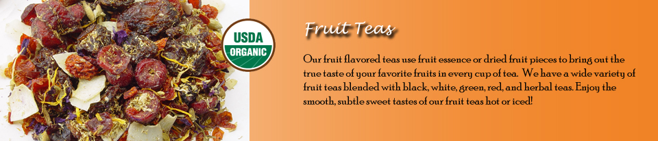 Fruit Tea Blends