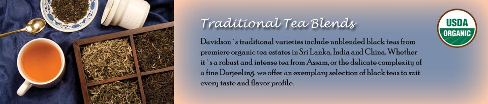 Traditional Tea Blends